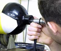 Cylinder inspection